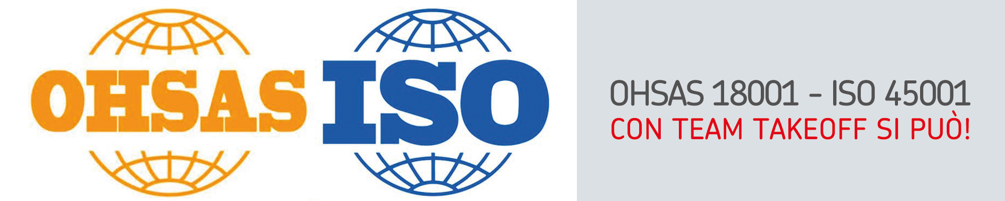 OHSAS 18001 – ISO 45001